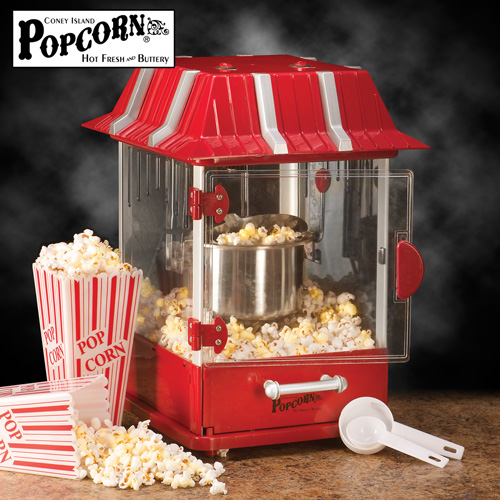 'Table Top Popcorn Maker'