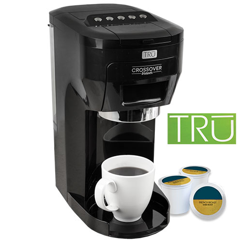 'Tru Crossover Coffee Maker'