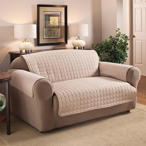 'Sofa Protector - Natural'