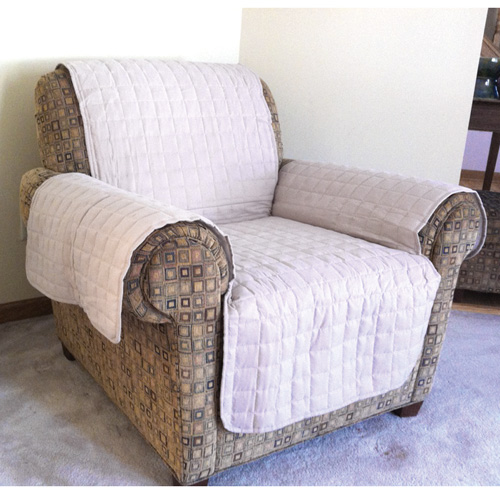 'Chair Protector - Tan'