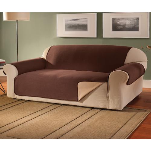 Reversible waterproof furniture cover sofa ebay for Reversible waterproof furniture covers