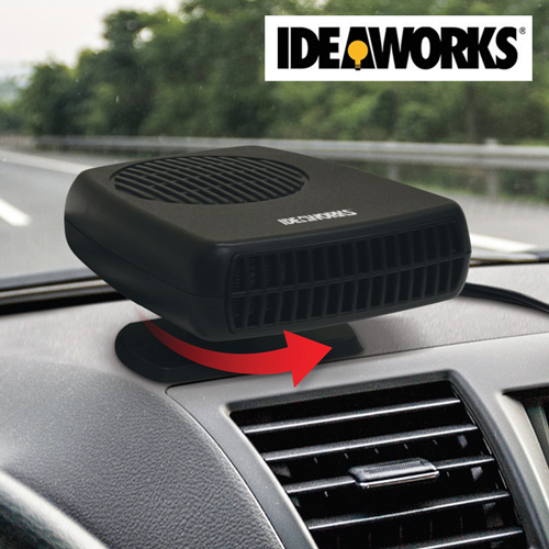 'Portable Auto Heater/Defroster'