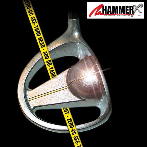 'Hammer X Driver'