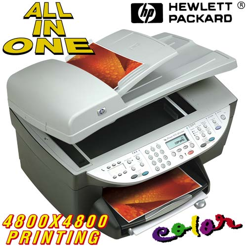all in one hewlett packard: