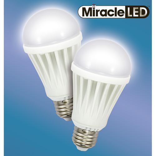 '60W Cool LED Bulbs - 2 Pack'