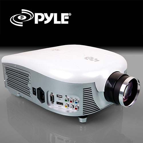 Pyle LED Projector