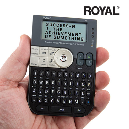 Royal 7-Lang Translator RP8S