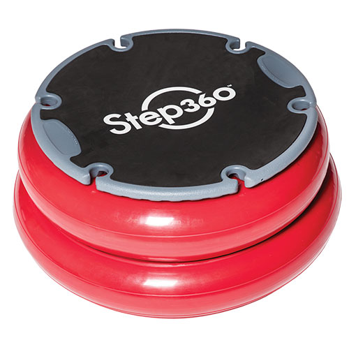 'Step 360 Exercise with Cords'