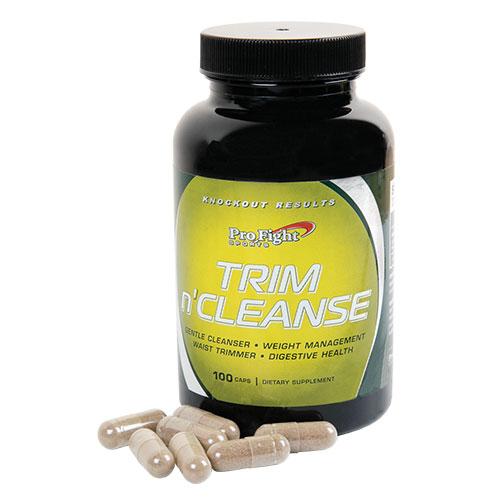 'Trim 'n Cleanse Pills'