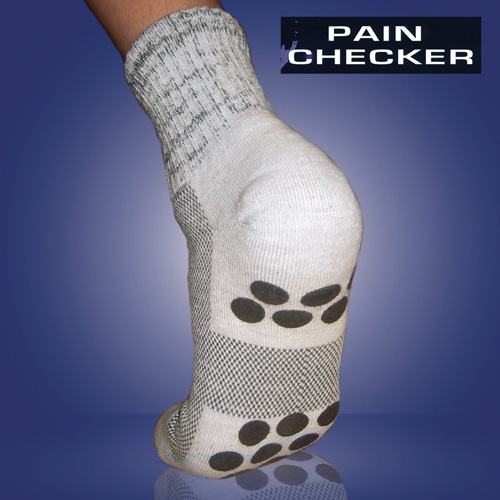 Pain Checker Slipper Socks