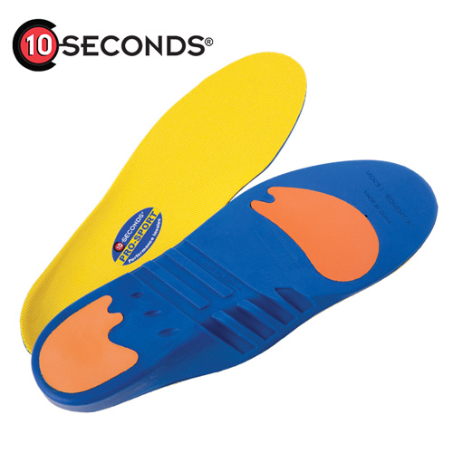 'Pro Sport Insoles - 2 Pairs'