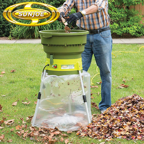 'Sun Joe Leaf Mulcher'