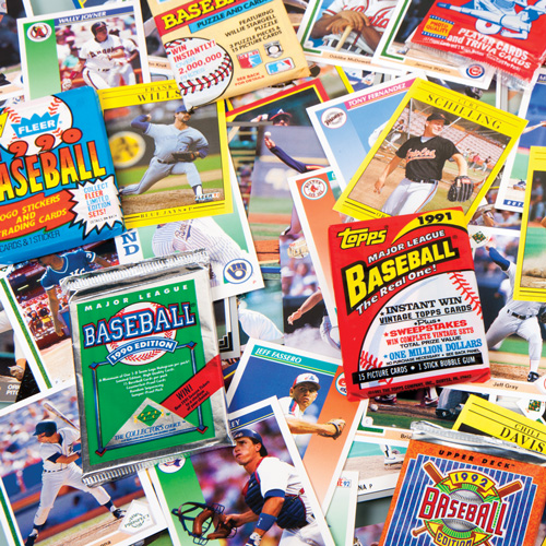 '10 Decades Baseball Card Set'