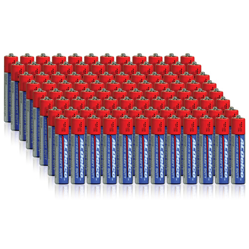 'AC Delco 96 Pack AA Batteries'