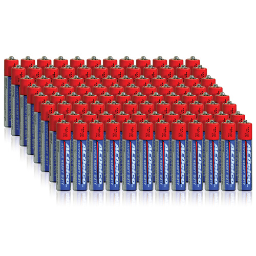 'AC Delco 96 Pack AAA Batteries'