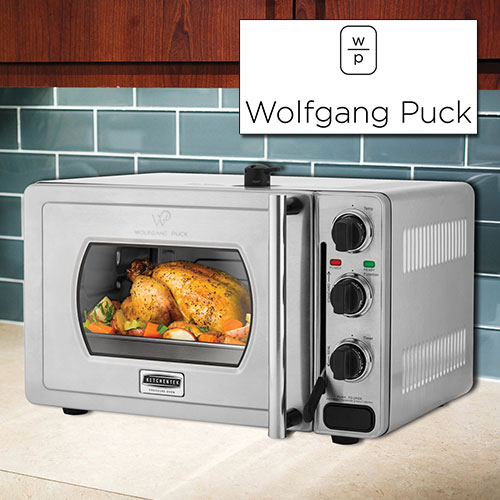 'Wolfgang Pressure Oven'