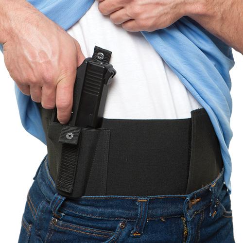 'Belly Band Gun Concealer - M/L'