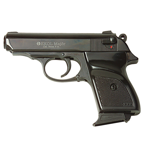 'Semi-Auto 9mm Blank Firing Pistol'