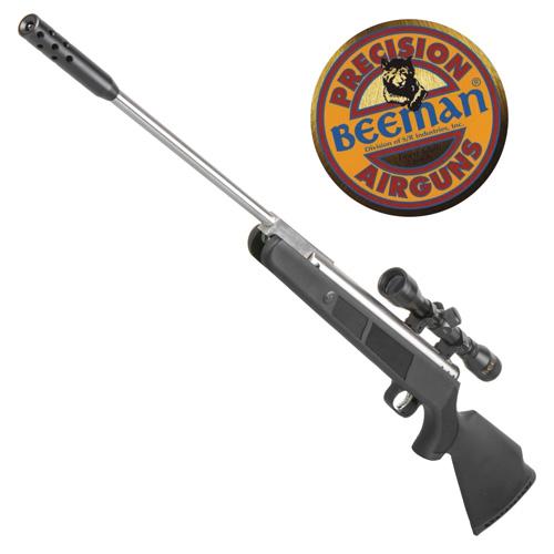 'Beeman Silver Kodiak Dual Caliber Air Rifle'