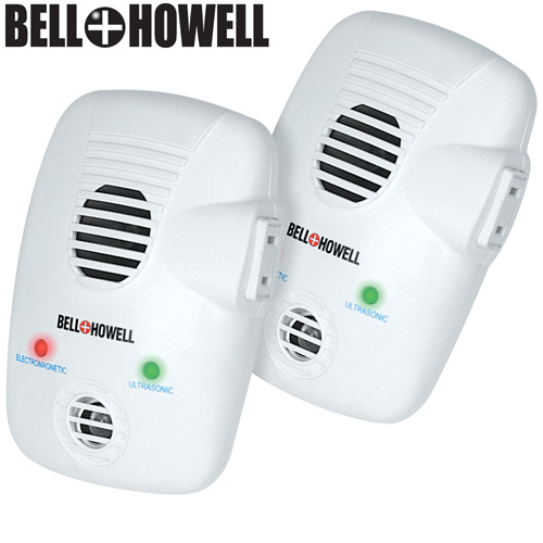 '2 Pack Bell And Howell Electromagnetic Repellers'