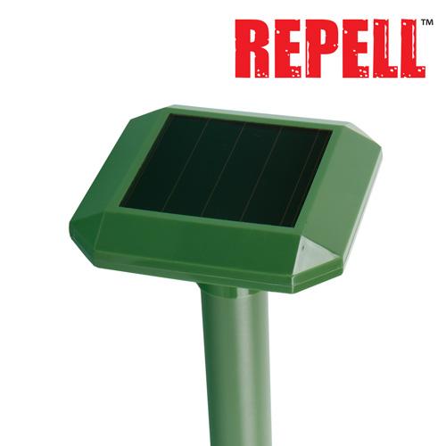 'Solar Mole Repeller'
