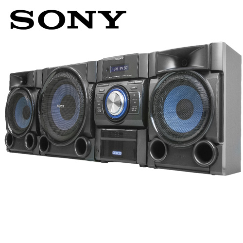 'Sony Hi-Fi Music Shelf System'