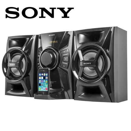 'Sony Mini Hi-Fi Shelf System'