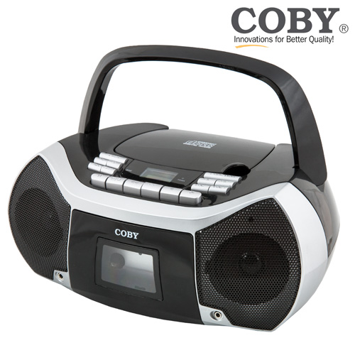 'Coby Boombox'