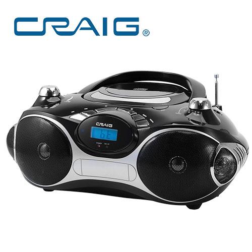 Craig CD Boombox