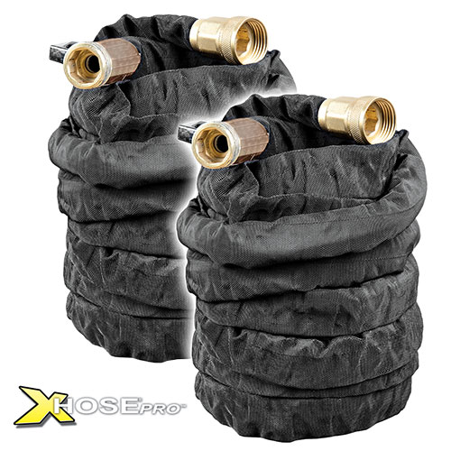 2 Pack 25FT X-Hose Pros