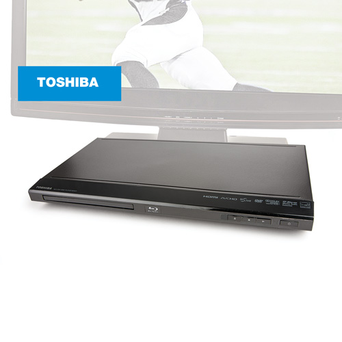 'Toshiba Upscaling Blu-Ray Player'