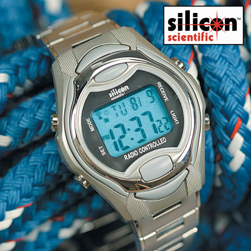 Silicon Scientific Digital Atomic Watch