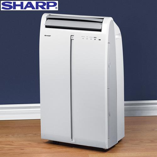 sharp portable air conditioner manual
