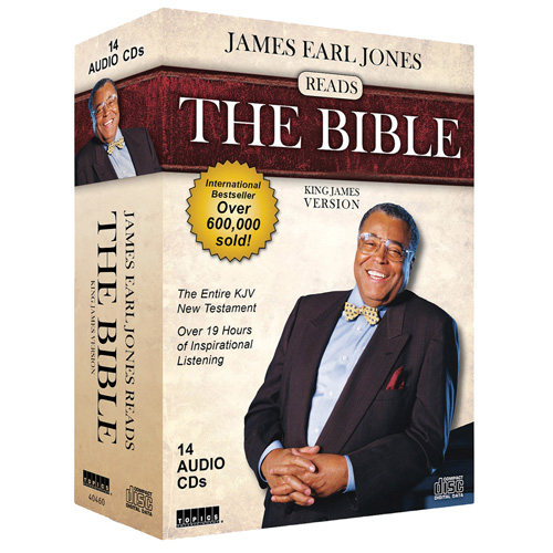 'James Earl Jones Reads The Bible'