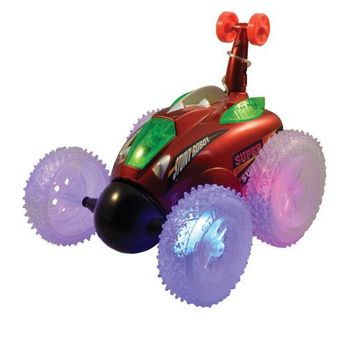 Laser Stunt R/C Car