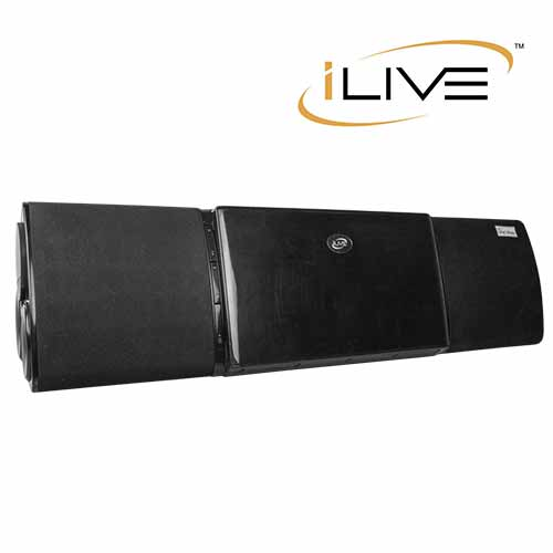 iLive Sound Bar with DVD