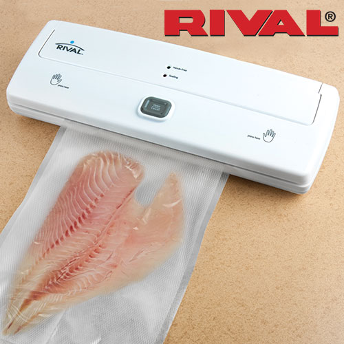 'Rival Vacuum Bag Sealer'