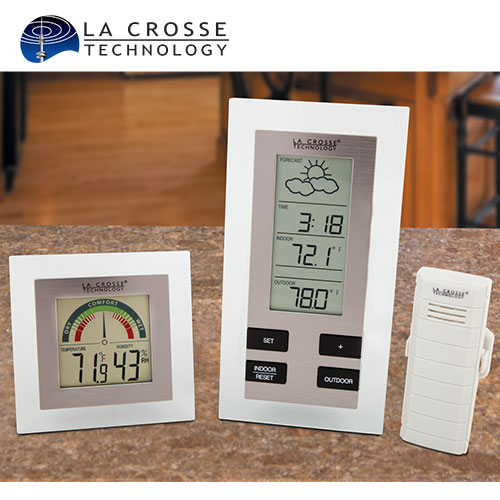 'Lacrosse Wireless Weather Station/Combo'