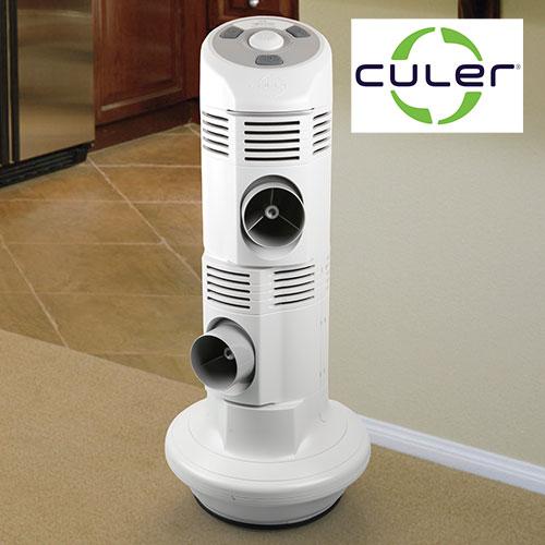 CULER Duet Doublt ePort Flash Evaporative Air Cooler