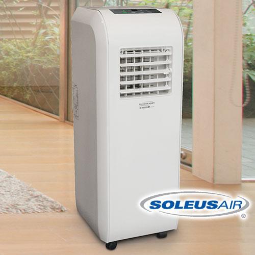'Soleus Air 8K BTU Portable A/C'