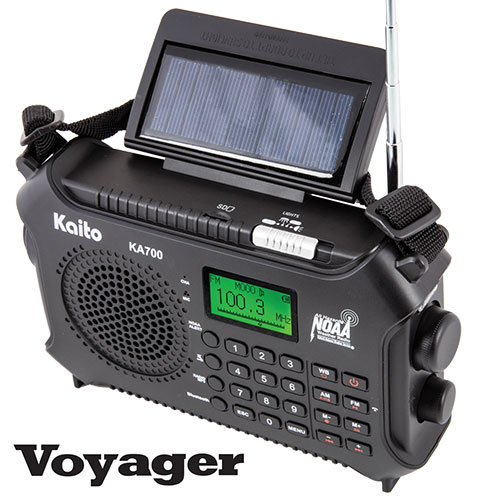 Voyager XL Digital Radio