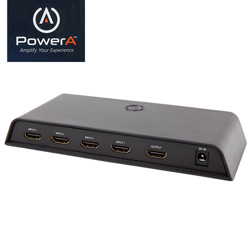 '5:1 HDMI Media Selector'