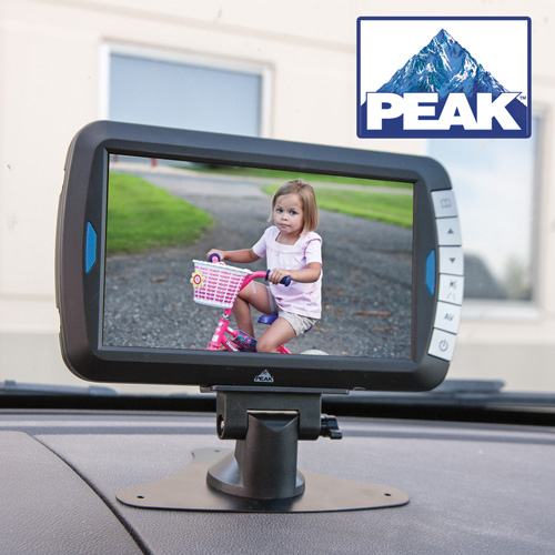 'Peak Wireless Back-Up Camera'