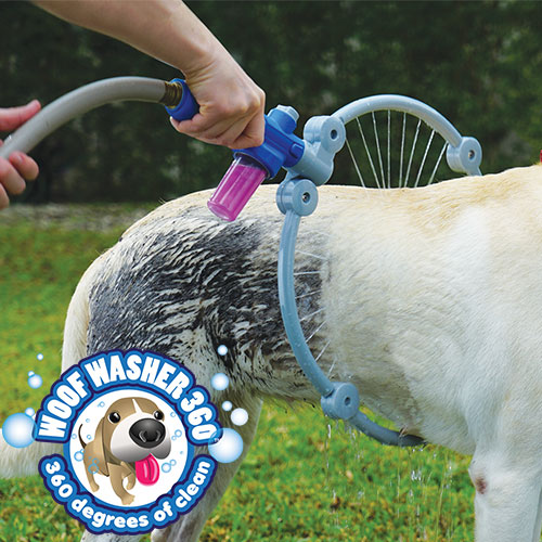 'Woof Washer'