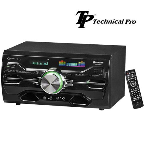'4000 Watt DVD Bluetooth Receiver'