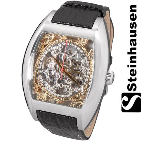 'Steinhausen Beethoven Watch - Silver'