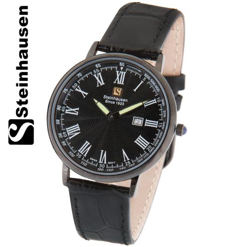 'Steinhausen Dunn Horitzon Legacy Watch - Black'
