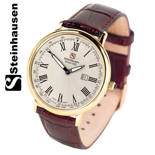'Steinhausen Dunn Horitzon Legacy Watch - Gold'