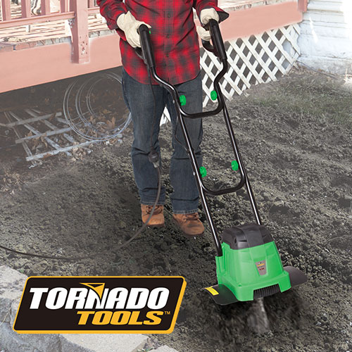 'Tornado Tools Electric Tiller'