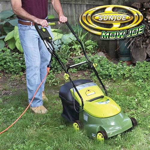 SunJoe Electric Mower MJ401E